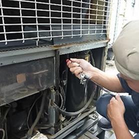 空気調和設備点検保守