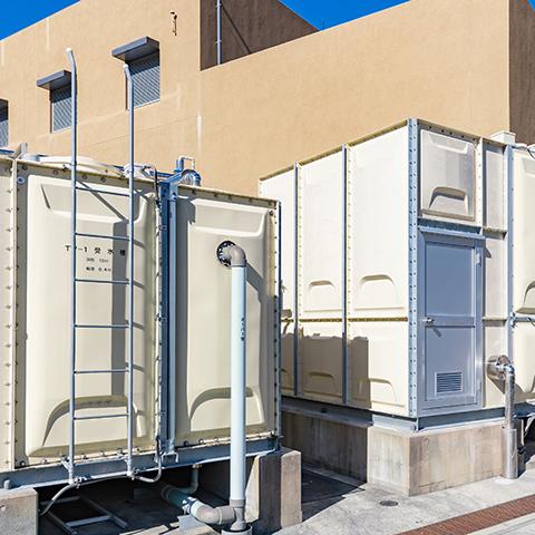 浄化槽・貯水槽清掃